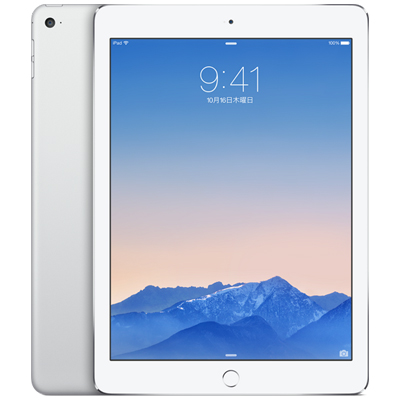 iPad Air 2 [docomo] [32GB/シルバー] MNVQ2J/A