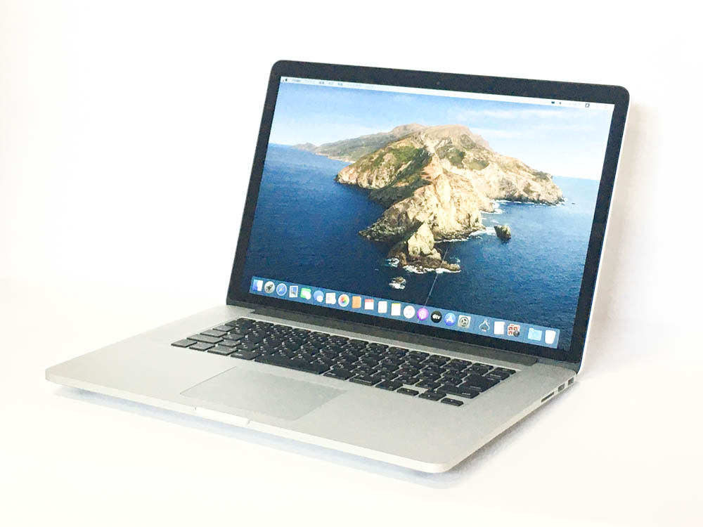 Apple MacBookPro11,3  (Retina, 15-inch, Mid 2014) MGXC2J/A